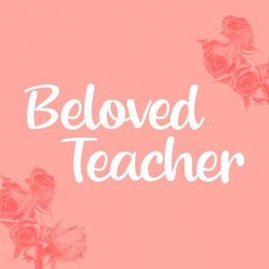 beloved teacher font