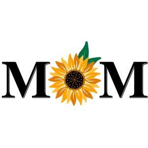 mom sunflower