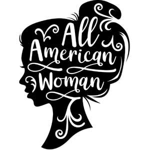 all american woman profile