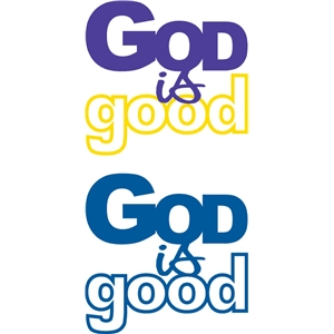 god is good phrase