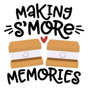 making s'more memories
