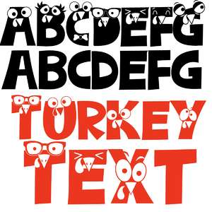 zp turkey text