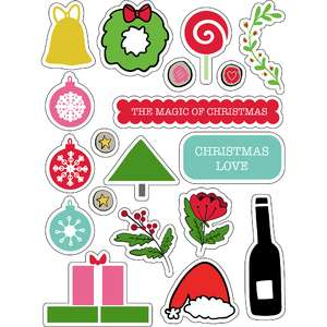 ml christmas crew stickers