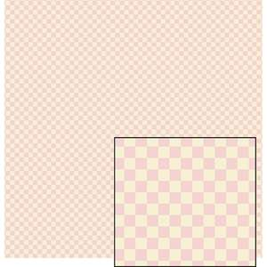 pink-checkered pattern
