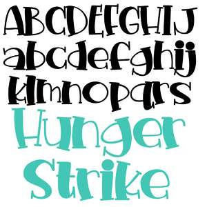 pn hunger strike