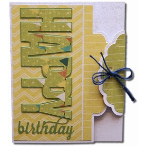 a2 scallop birthday tie card