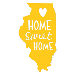 home sweet home illinois