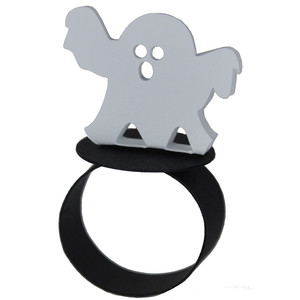 halloween ghost ring