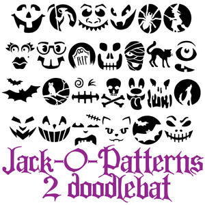db jack-o-patterns 2