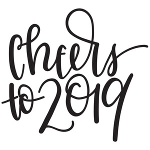 cheers to 2019
