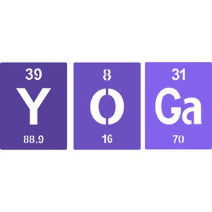 periodic table yoga
