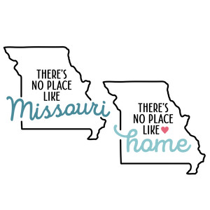 there's no place like home - missouri state
