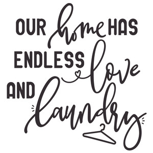endless laundry