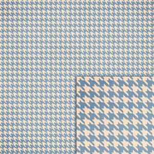 blue houndstooth background paper