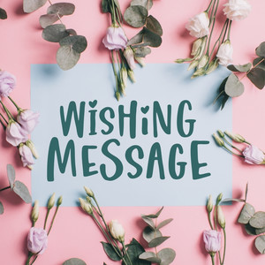 wishing message font