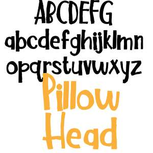 pn pillow head