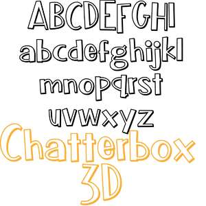 pn chatterbox 3d