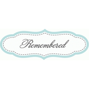 echo park remembered label