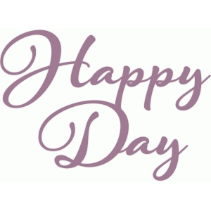 happy day script