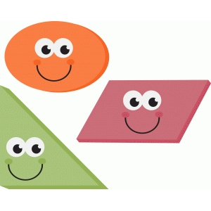 happy shapes