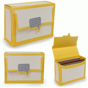open when-10-20 a2 envelope box butterfly flap