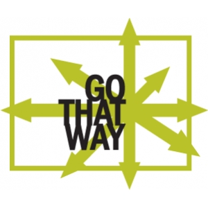 phrase: go that way