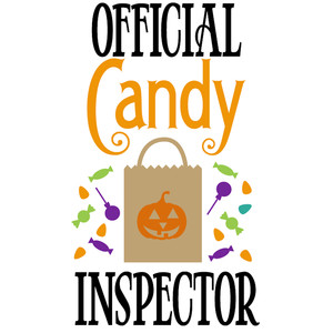official candy inspector