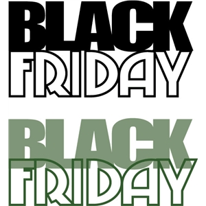 black friday phrase