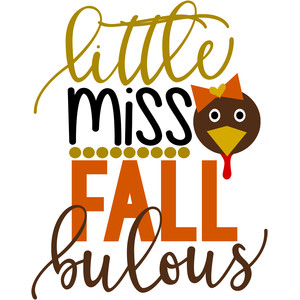 little miss fall-bulous