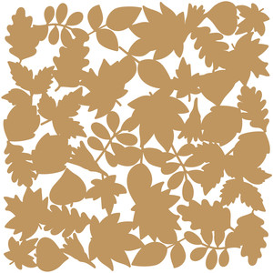 leaf background solid
