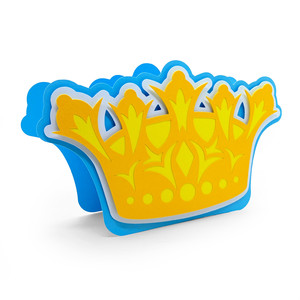 prince crown box
