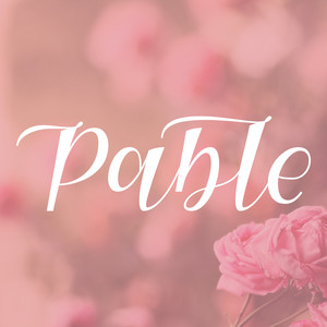 pable font