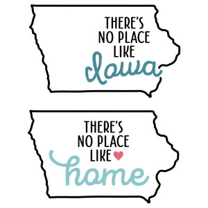 there's no place like home - iowa state