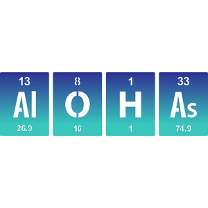 periodic table alohas