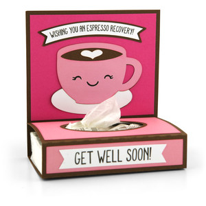 get well tissue wrap espresso