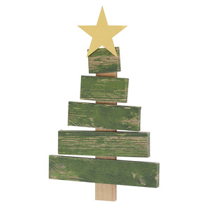 tree decorative leath board