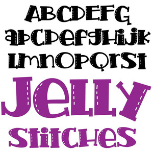 pn jelly stitches