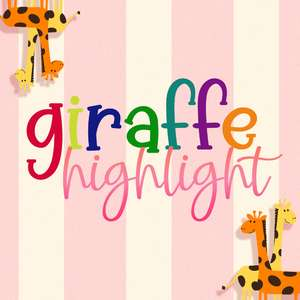 giraffe highlight