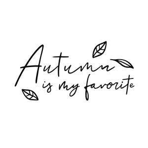 autumn is my favorite quote