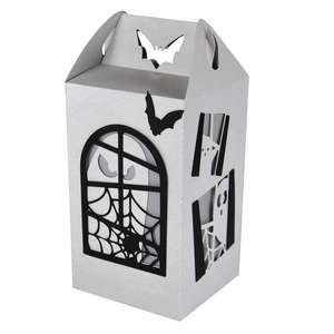 haunted house lantern
