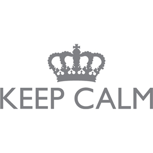 keep calm phrase / title