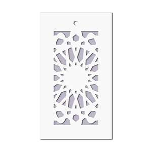 decorative gift tag
