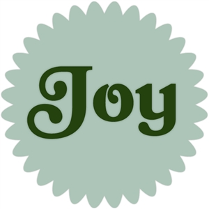 joy badge