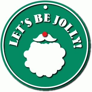 let's be jolly tag