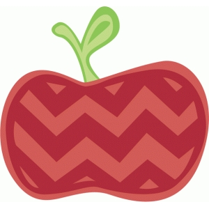 fancy apple chevron