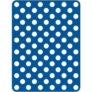 mini placemats dots