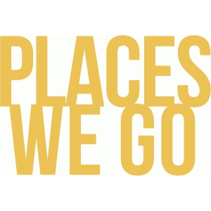 places we go