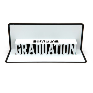 pop up card happy graduation