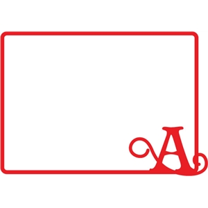 a initial frame