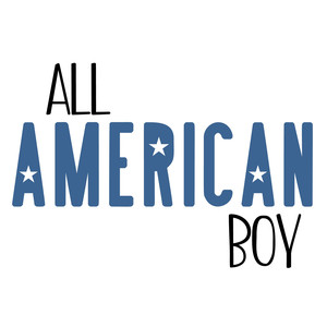 patriotic - all american boy